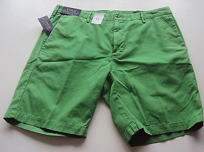 GOLF SHORTS RALPH LAUREN Straight Fit Newport Short Green COTTON SIZE 36 £100