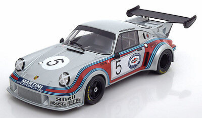Norev Porsche 911 RSR 2.1 Turbo #5 1000km Brands Hatch 1974 in 1/18  LE of 1000