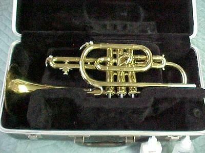 Bundy Cornet By Selmer, Elkhart Ind Excellent Slightly Used Condition