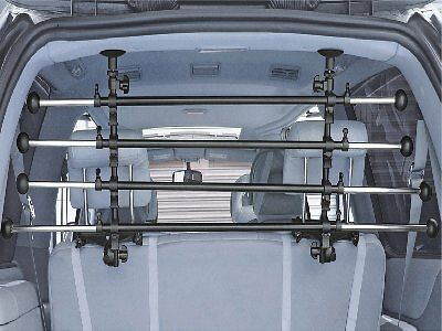 Deluxe Dog Guard for Cars 4x4's Pet Barrier dg3