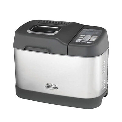 Stainless Steel Aluminum Automatic Programmable Bread Maker Loaf Machine 1.25kg