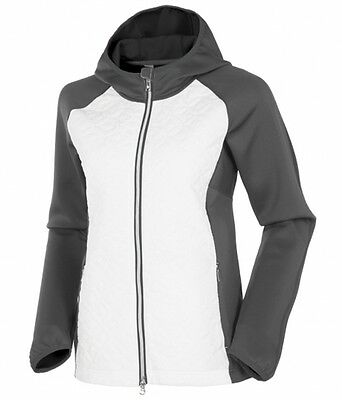 Sunice Ladies Elsa Pro Collection Water Repellent Thermol Golf Jacket Mrrp£89.99