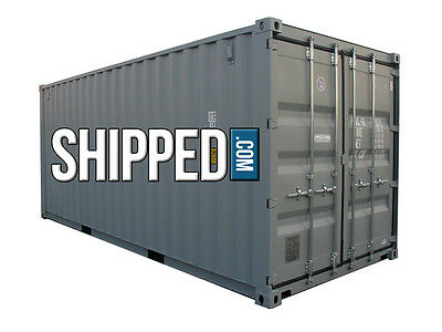 20 FT NEW SHIPPING CONTAINER FOR SALE, CARGO, Container Home, Storage in SEATTLE