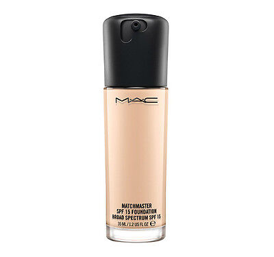 MAC Matchmaster SPF 15 Foundation SPF 15 - CHOOSE YOUR SHADE!