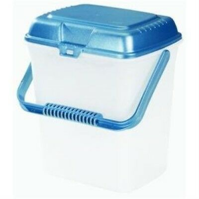 Rubbermaid Home FG696204ROYBL 2.2 Gallon Plastic Food Canister