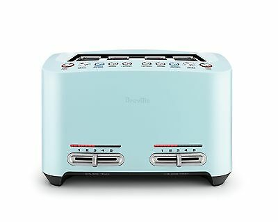 Breville BTA845FRO the Smart Toast® Toaster - Frosting - HURRY LAST 6 UNITS!