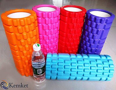 Foam Roller For Muscle Massage - Enjoy The Firmest, Deepest Massage Roller