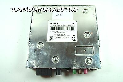Bmw Tv Video Modul F07/f10/f11/f12/f13/f01/f02/f03/f04  9286024