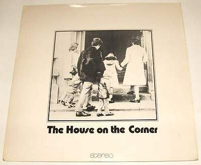HOUSE ON THE CORNER - House on the corner - UK private press LP very rare