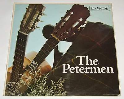 THE PETERMEN - The Petermen - UK LP mono RARE - Strawbs related