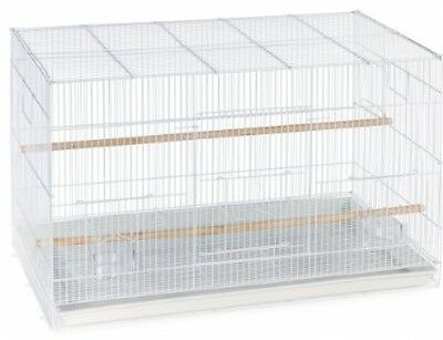 Prevue Pet Products Flight Cage, White Bird Pet exercise acitvity Free Shipping