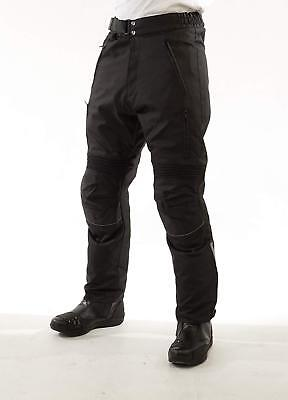 Mens Motorcycle Motorbike Ce Waterproof Breathable Thermal Textile Trouser Pant
