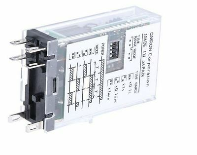 Omron H3RN-2 24DC, ON Delay Multi Function Time Delay Relay 2361234