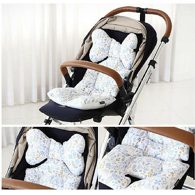 Borny Liner Infant Stroller Car Seat Bouncer Liner Pad Cover Head Rest Cushion