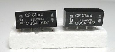 Cp Clare * Relay * Lot Of 2 * Belgium * Mss4 1A12 * New No Box