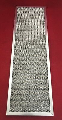 "ONE NEW FILTER FACTORY Aluminum Air Filter 27.5""x8.5"" 13216E6081-1"