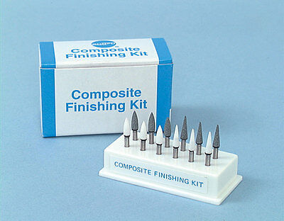 Shofu Dental Composite Finishing Kit For Fg (Friction-Grip) 0302