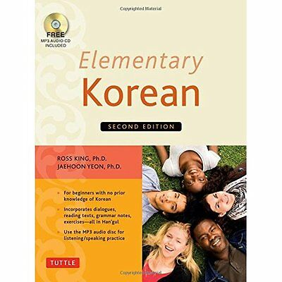 Elementary Korean 2e King Yeon Language teaching learning (other . 9780804844987