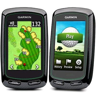 GARMIN APPROACH G6 Touchscreen GPS Preloaded with 27000+ Courses - AWESOME