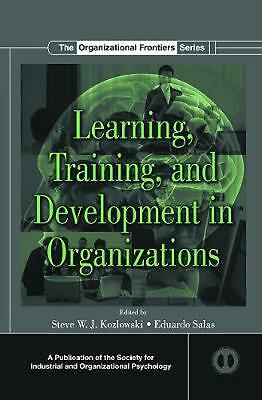 Learning, Training, and Development in Organizations (English) Paperback Book Fr