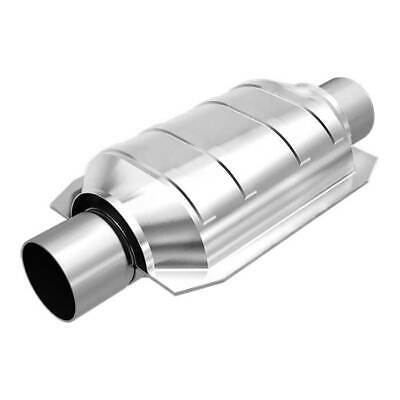 """Magnaflow 91006 Universal High-Flow Catalytic Converter Oval 2.5""""/2.5 In/Out"""