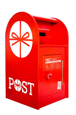 Pretend Play Toy Wooden Post Box fun for every boy and girl