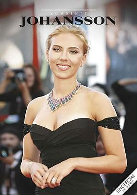 Scarlett Johansson 2017 Large Wall Poster Calendar New With Free Uk Postage
