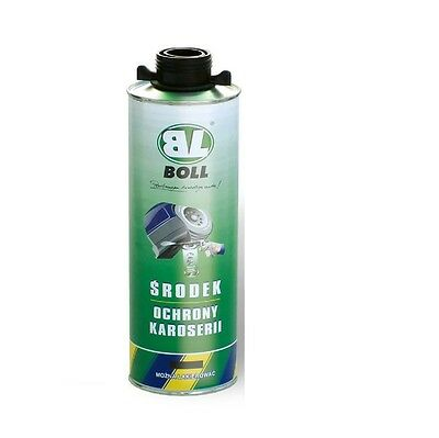 BOLL - Blackson antigravillon noir, 1000ml, auto carrosserie (BA01)