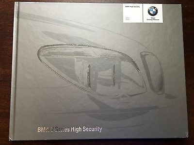 BMW 7 Series High Security Armored 2007 English Edition