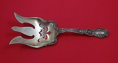 Henry II by Gorham Sterling Silver Fish Serving Fork 3-Tine Pierced 9 1/4""