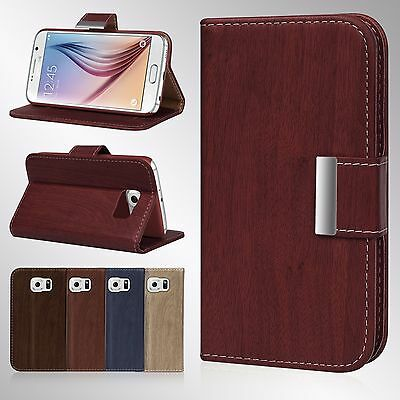 25x Job Lot Wholesale Bulk Wallet Stand Case Cover For Samsung Galaxy S6 G920