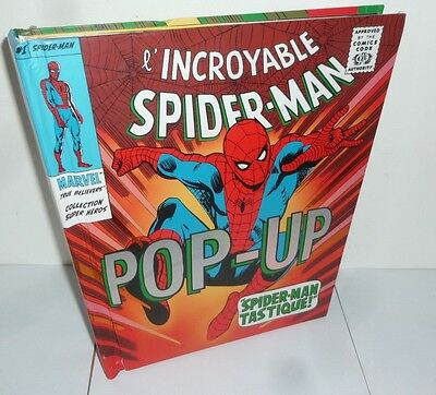 POP-UP L'Incroyable Spider-Man