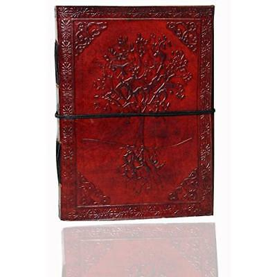 FREE 2 DAY SHIPPING: Leather Journal Diary Notebook for Writing Leather Diary