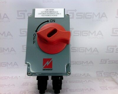 Mennekes ME 30MS1A-M2 Disconnect Switch