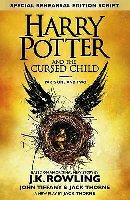 Harry Potter and the Cursed Child - Parts I & II (Special Rehearsal Edition): Th