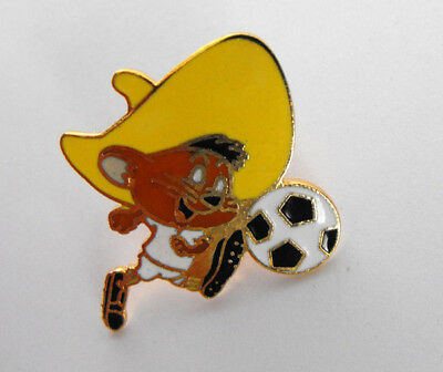 RARE Looney Tunes Speedy Gonzales metal PIN 1999 MINT Demons Merveilles France