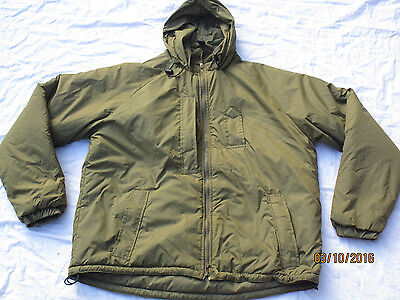Jacket Thermal,PCS,Light Olive,Thermo Jacke, Gr. 160/80 (Small)