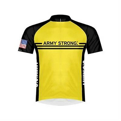 Primal Wear US Army Vintage Cycling Jersey Raglan Cut Mens Bike Sport Cut 132f846c0