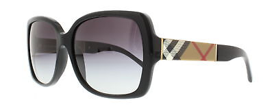 BURBERRY Sunglasses BE4160 34338G Black 58MM