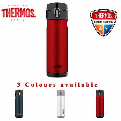 THERMOS 470ml Stainless Steel Vacuum Insulated Drink Flask Vacuum Bottle thermo