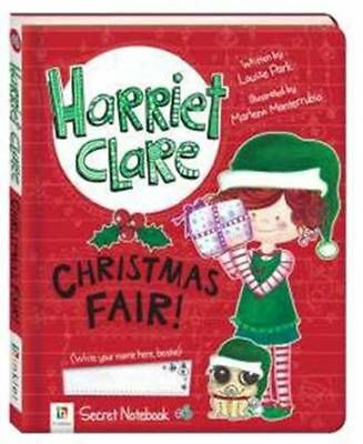 Harriet Clare Christmas Fair by Louise Park Hardcover Book