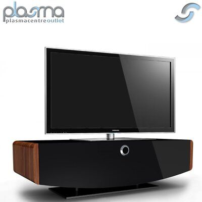 """MDA Designs Orion Walnut TV Stand for up to 50"""" TVs"""