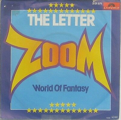 Zoom the letter