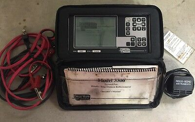Riserbond Model 3300 Twisted Pair Metallic Time Domain Reflectometer