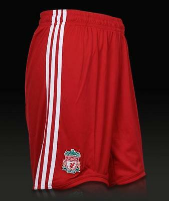 Official Adidas Liverpool Fc  Boys Football Shorts 11-12 Years