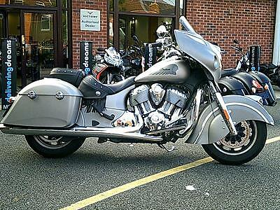 Indian Chieftain 2016 Ex Indian Demo