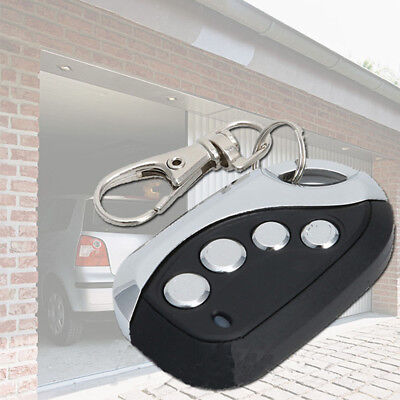 4 Channel Transmitter Garage Door Remote Control Fob Rolling Code For 315/433Mhz
