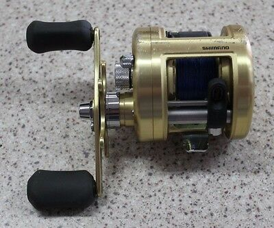 Shimano Calcutta Reel - Gold - 200B