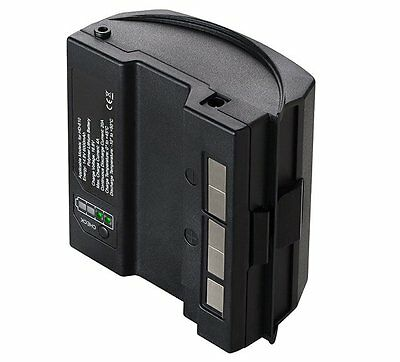 6000mAh Li-Po Battery Pack for JINBEI HD-610 HD-601 EF150D Portable Flash Strobe