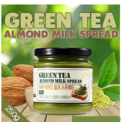 Green Tea Almond Milk Spread 250g